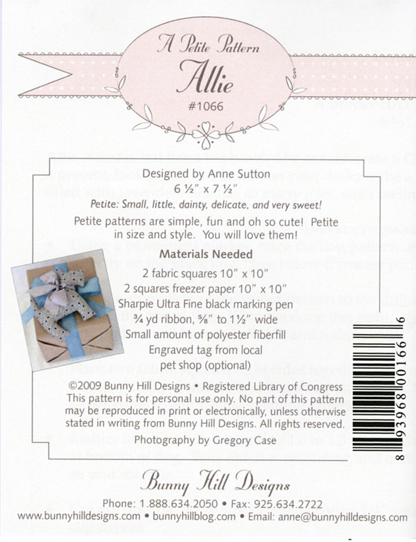 Allie-sewing-pattern-Bunny-Hill-Designs-back