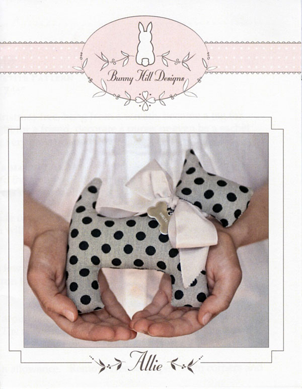 Allie-sewing-pattern-Bunny-Hill-Designs-front