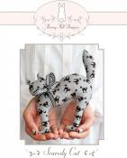 Scaredy-Cat-sewing-pattern-Bunny-Hill-Designs-front