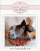 Snickerdoodles petite stuffed animal sewing pattern from Bunny Hill Designs