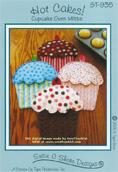 Hot Cakes Oven Mitt pattern