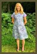 Quick & Easy Tee, Tunic, and Dress Sewing Pattern from CNT 3
