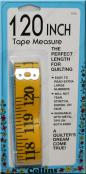 120 Inch Quilt Tape Measure - Collins