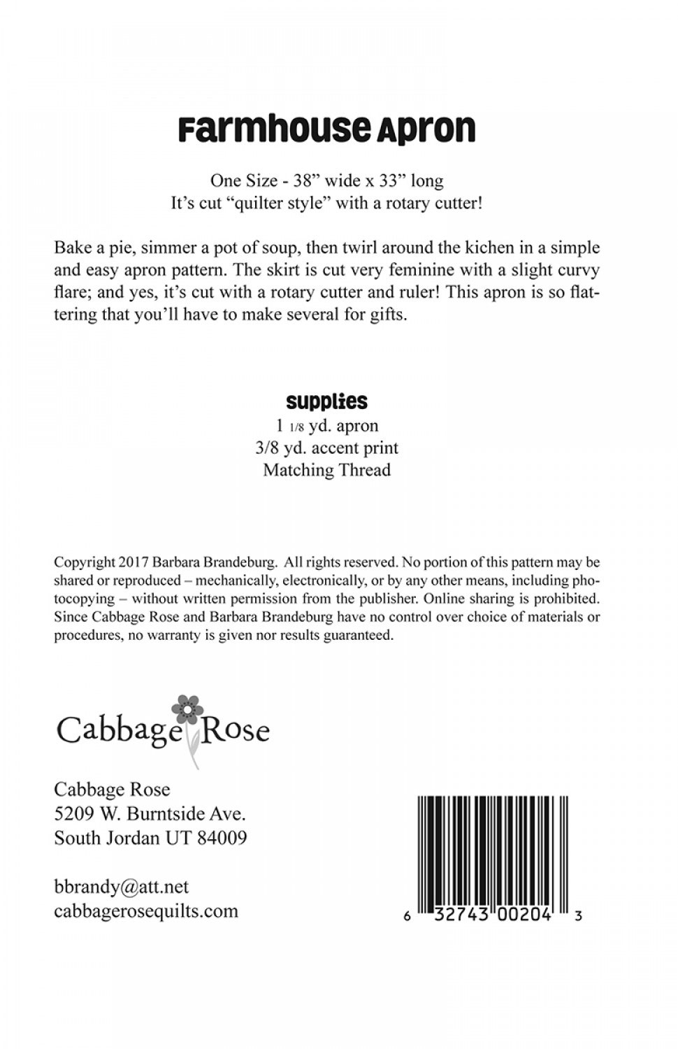 Farmhouse-Apron-sewing-pattern-Cabbage-Rose-back
