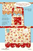 Working Girl Apron and Hipster Apron sewing pattern from Cabbage Rose