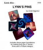 Little Bits - Lynn's Pins sewing pattern from Cindi Edgerton