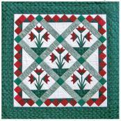 Little Bits - Carolina Lily quilt sewing pattern from Cindi Edgerton 2