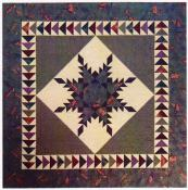 Little Bits - Feathered Star quilt sewing pattern from Cindi Edgerton 3