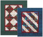 Little Bits - Little Logs quilt sewing pattern from Cindi Edgerton 3