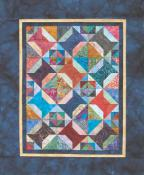 Little Bits - Scrap Happy Spools quilt sewing pattern from Cindi Edgerton 2