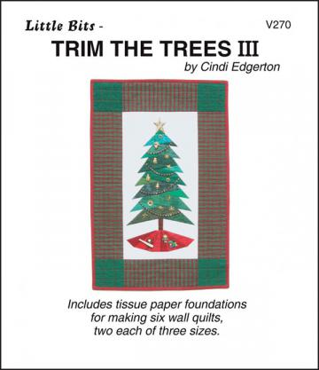 Trim_The_Trees_III_FRONT_quilt_sewing_pattern_by_Cindy_Edgerton