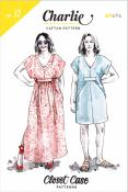 Charlie Cafton sewing pattern from Closet Case Patterns