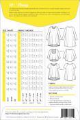 Ebony Knit Dress & T-Shirt sewing pattern from Closet Case Patterns 2