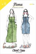 Fiona Sundress sewing pattern from Closet Case Patterns