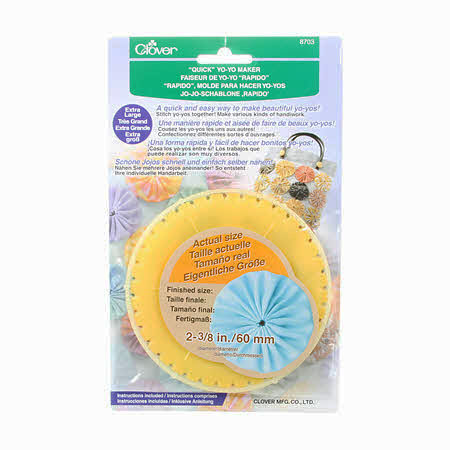 Yo-Yo-Maker-Clover-Circle-Extra-Large-front