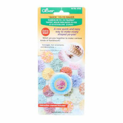 Yo-Yo-Maker-Clover-Circle-Extra-Small-front