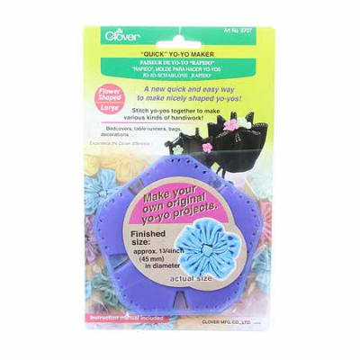 Yo-Yo-Maker-Clover-Flower-Large-front