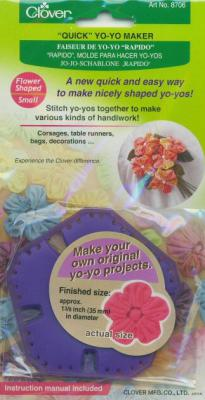 Yo-Yo-Maker-Clover-Flower-Small-front