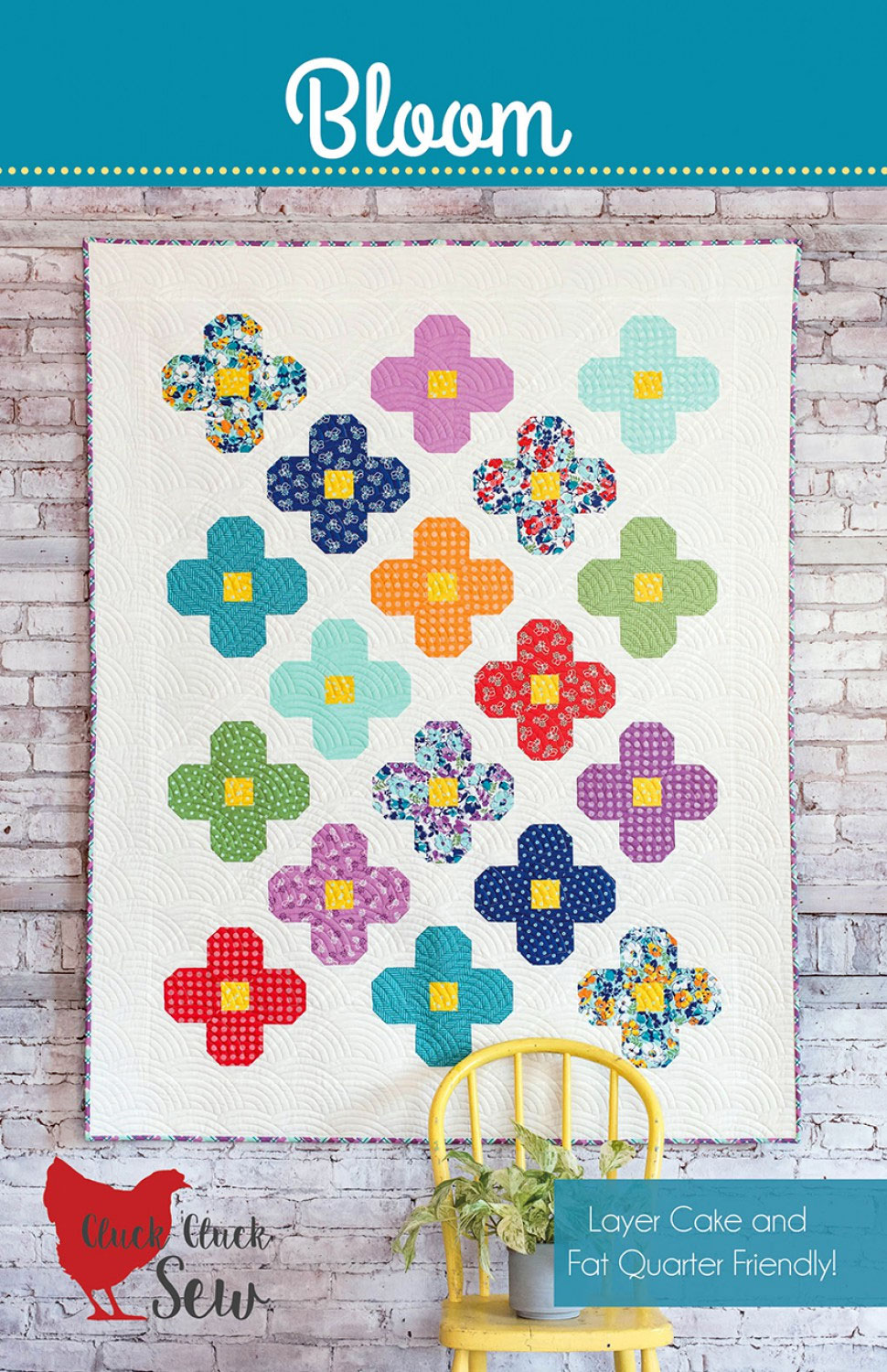 Bloom-quilt-sewing-pattern-Cluck-Cluck-Sew-front