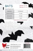 Bats quilt sewing pattern from Cluck Cluck Sew 1