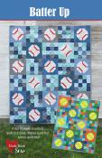 Batter Up quilt sewing pattern from Cluck Cluck Sew