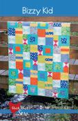 Bizzy Kid quilt sewing pattern from Cluck Cluck Sew