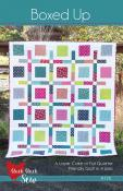 Boxed Up quilt sewing pattern from Cluck Cluck Sew