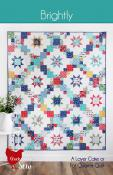 Brightly quilt sewing pattern from Cluck Cluck Sew