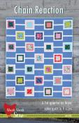 Chain Reaction quilt sewing pattern from Cluck Cluck Sew