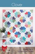 Clover quilt sewing pattern from Cluck Cluck Sew