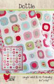 Dottie quilt sewing pattern from Cluck Cluck Sew