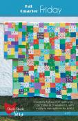Fat Quarter Friday quilt sewing pattern from Cluck Cluck Sew