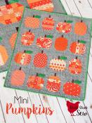 Mini Pumpkins quilt sewing pattern from Cluck Cluck Sew
