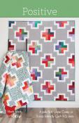 Positive quilt sewing pattern from Cluck Cluck Sew