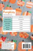 Pumpkins quilt sewing pattern from Cluck Cluck Sew 1