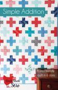 Simple Addition quilt sewing pattern from Cluck Cluck Sew
