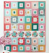 INVENTORY REDUCTION...Sugar Dish quilt sewing pattern from Cluck Cluck Sew 2