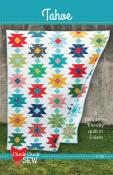 Tahoe quilt sewing pattern from Cluck Cluck Sew