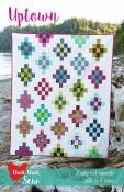 Uptown quilt sewing pattern from Cluck Cluck Sew