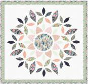 Bliss quilt sewing pattern from Coach House Designs 2