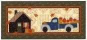 Harvest Table Runner sewing pattern from Coach House Designs 2