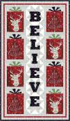 Hearthside Banners quilt sewing pattern from Coach House Designs 2