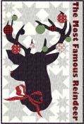 Hearthside Banners quilt sewing pattern from Coach House Designs 3