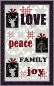 Hearthside Banners quilt sewing pattern from Coach House Designs 4