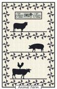 CLOSEOUT...Home Grown Banners quilt sewing pattern from Coach House Designs 2