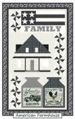 CLOSEOUT...Home Grown Banners quilt sewing pattern from Coach House Designs 3