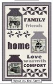 CLOSEOUT...Home Grown Banners quilt sewing pattern from Coach House Designs 4