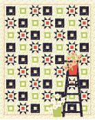 My Front Porch quilt sewing pattern from Coach House Designs 2