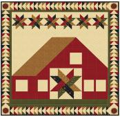 Safe Harbor quilt sewing pattern from Coach House Designs 2