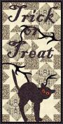 CLOSEOUT...Spooky Time quilt sewing pattern from Coach House Designs 3